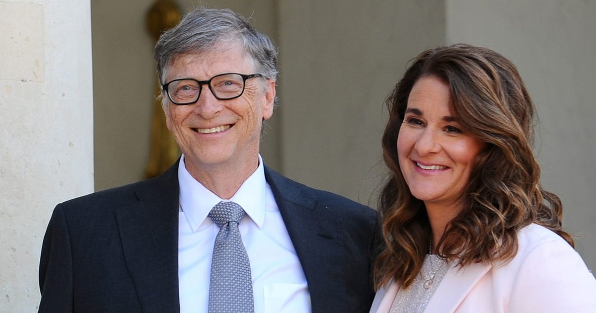 t1 2.jpg?resize=1200,630 - JUST IN: Billionaire Philanthropists Bill & Melinda Gates Are DIVORCING After 27 Years Of Marriage