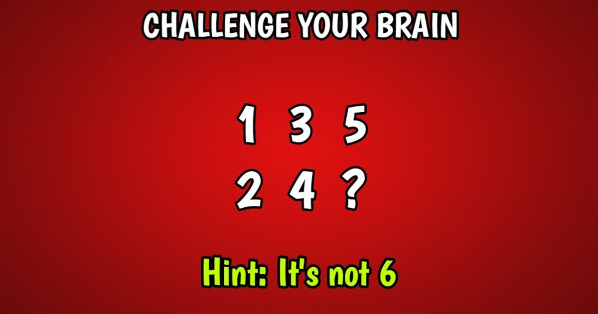 t2 12.jpg?resize=1200,630 - This Simple Math Riddle Is Driving People Insane! But Can You Solve It?