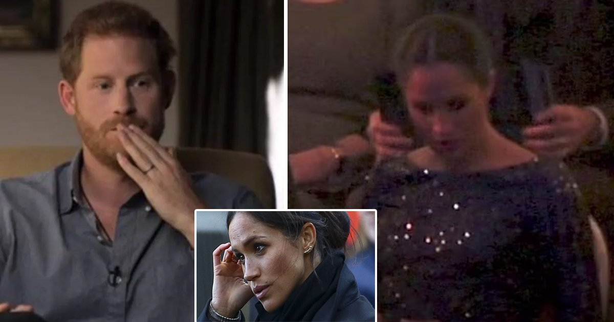 """t2 15.jpg?resize=412,232 - """"Meghan Did Not Harm Herself As She Didn't Want Me To Lose Another Woman""""- Prince Harry"""