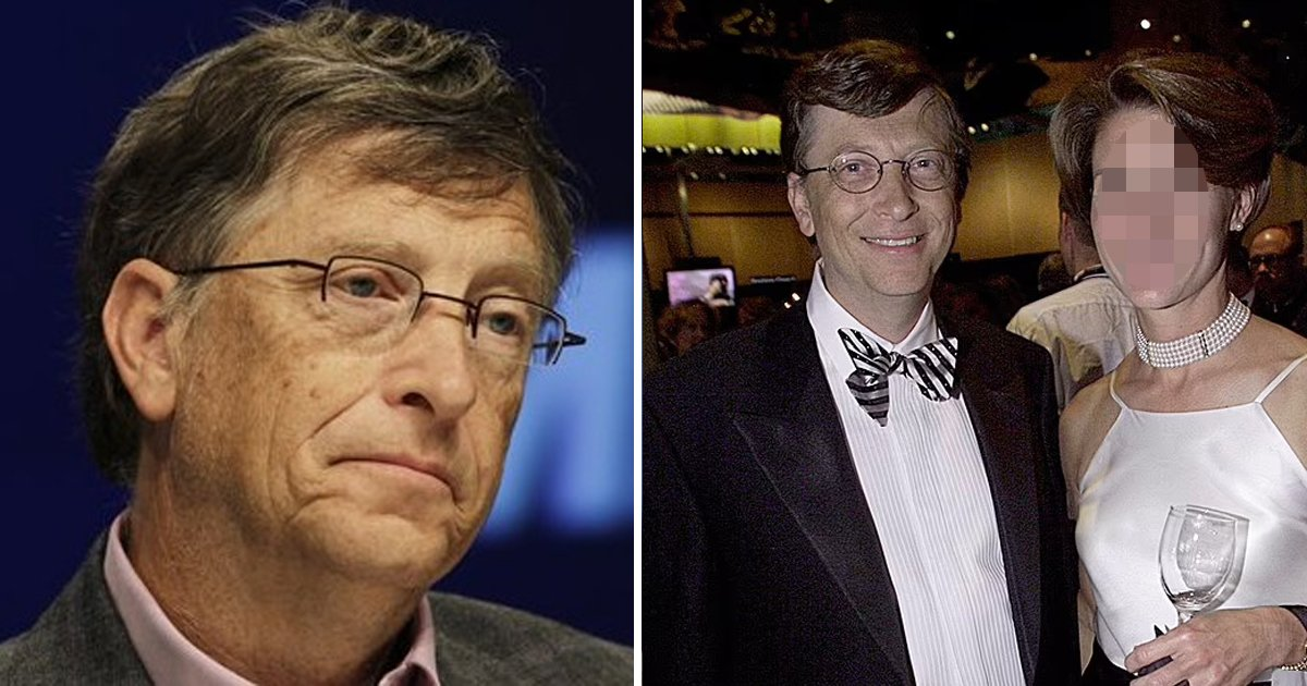 t3 12 2.jpg?resize=1200,630 - Bill Gates RESIGNED After 'Lengthy' S*xual Affair With Microsoft Employee Who Wanted His Wife To Know