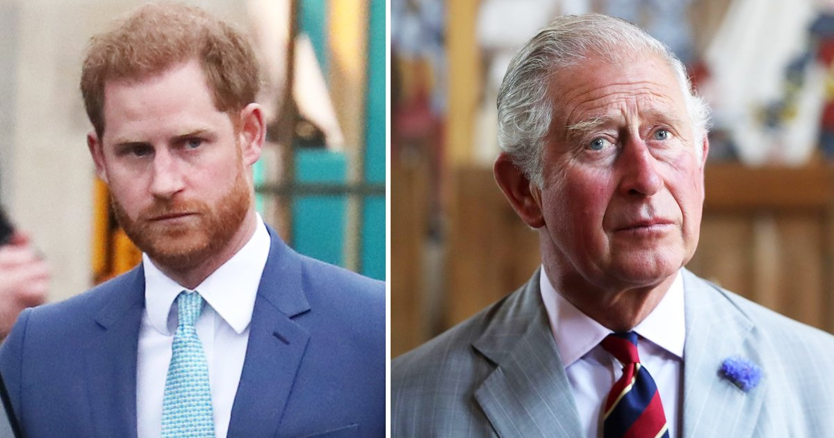 t3 12.jpg?resize=1200,630 - Prince Harry BLASTS Dad Charles' Parenting By Accusing Him Of 'Passing Down Pain & Suffering'