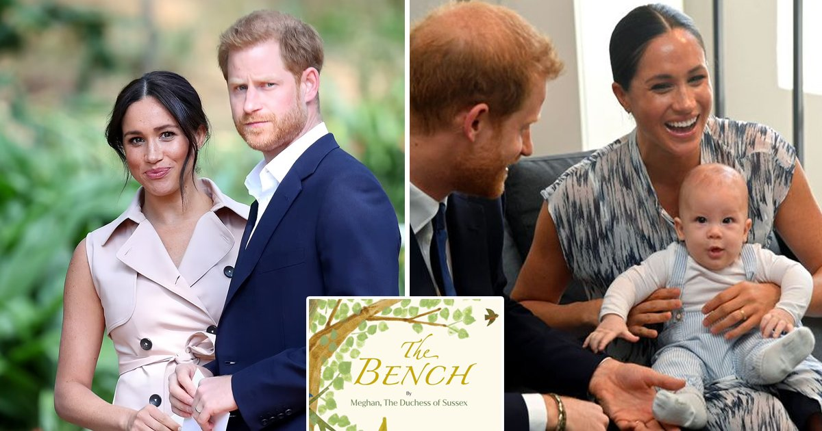 t4 6.jpg?resize=1200,630 - Meghan Markle SLAMMED For Her Children's Book On Bonds With Fathers Despite 'Bust-Up' With Her Dad