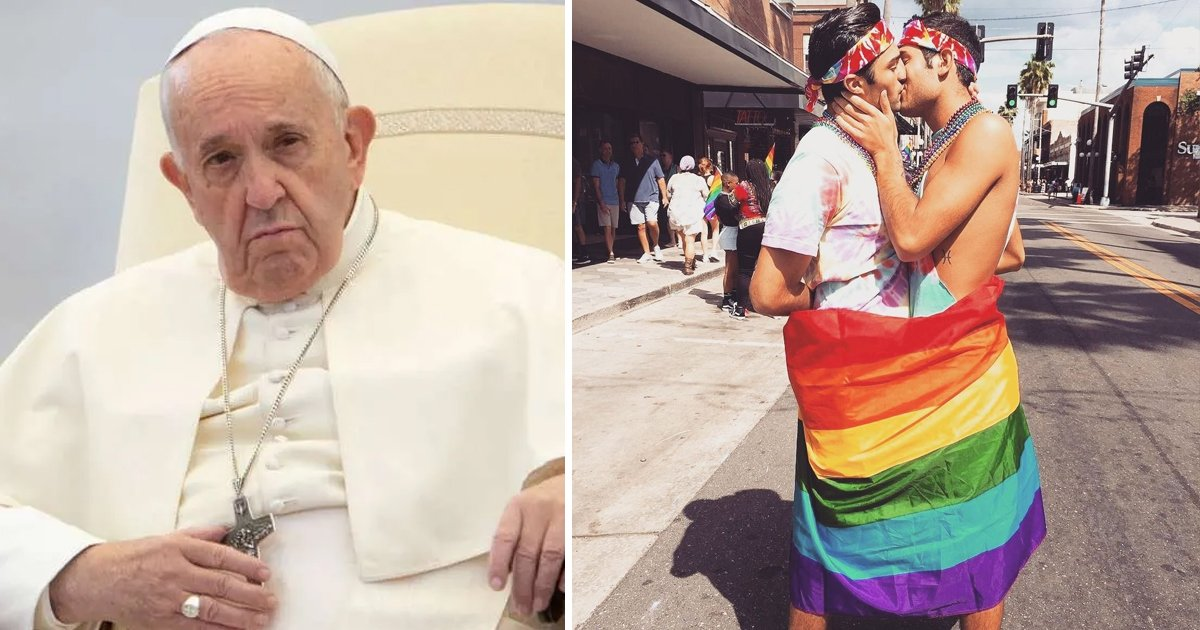 t5 12.jpg?resize=1200,630 - Hundreds Of Catholic Services Gear Up To DEFY Vatican & Bless Same-S*x Couples