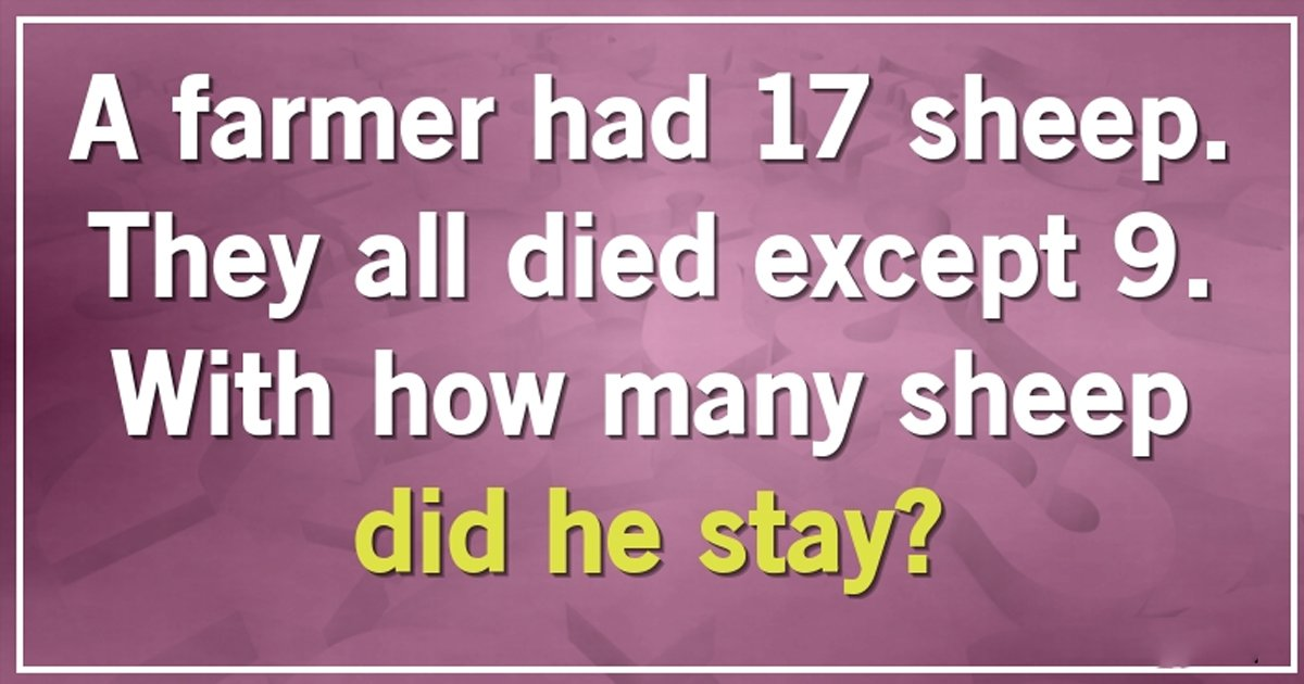 t5 23.jpg?resize=1200,630 - This Puzzling Riddle Is Causing A Stir! Can You Figure Out The Right Answer?
