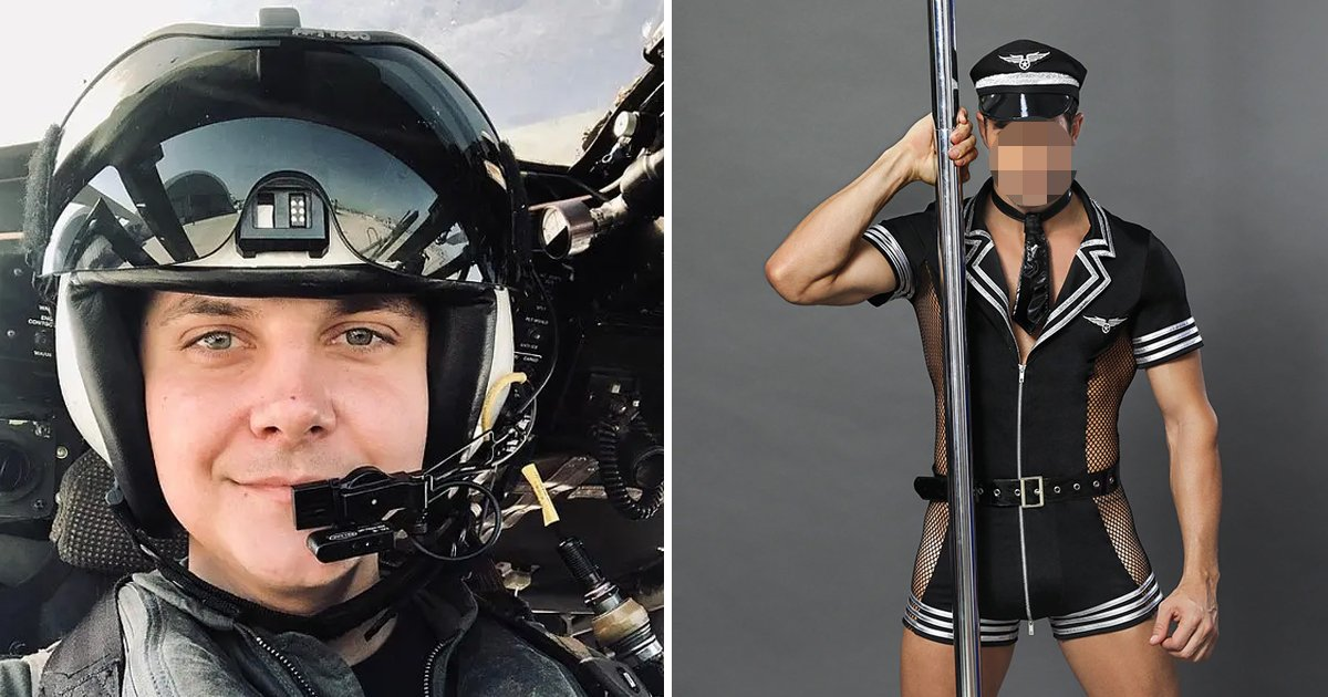t5 5.jpg?resize=1200,630 - US Navy Pilot Who Openly Came Out As Being Gay Now FORCED To Leave After Facing Harassment