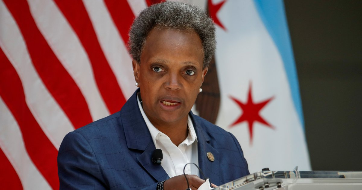 t6 21 1.jpg?resize=1200,630 - Chicago Mayor Vows To ONLY Give Black & Brown Reporters Interviews