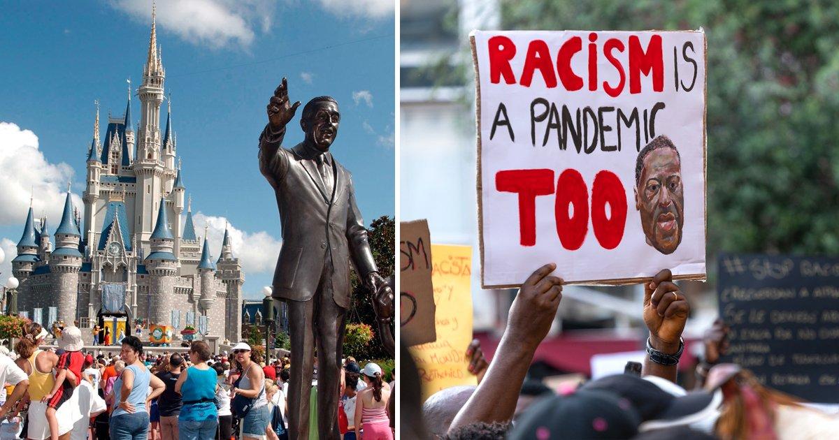 t7 13.jpg?resize=1200,630 - Disney SLAMMED For Going 'Woke' As Employee Training Methods Include Anti-Race Agenda
