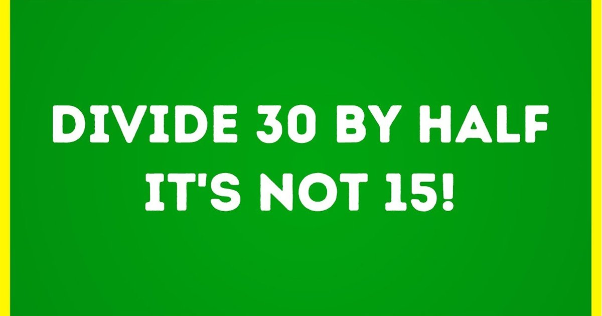 t8 18.jpg?resize=1200,630 - Only The Smartest 1% Can Crack This Math Riddle! Can You Solve It?