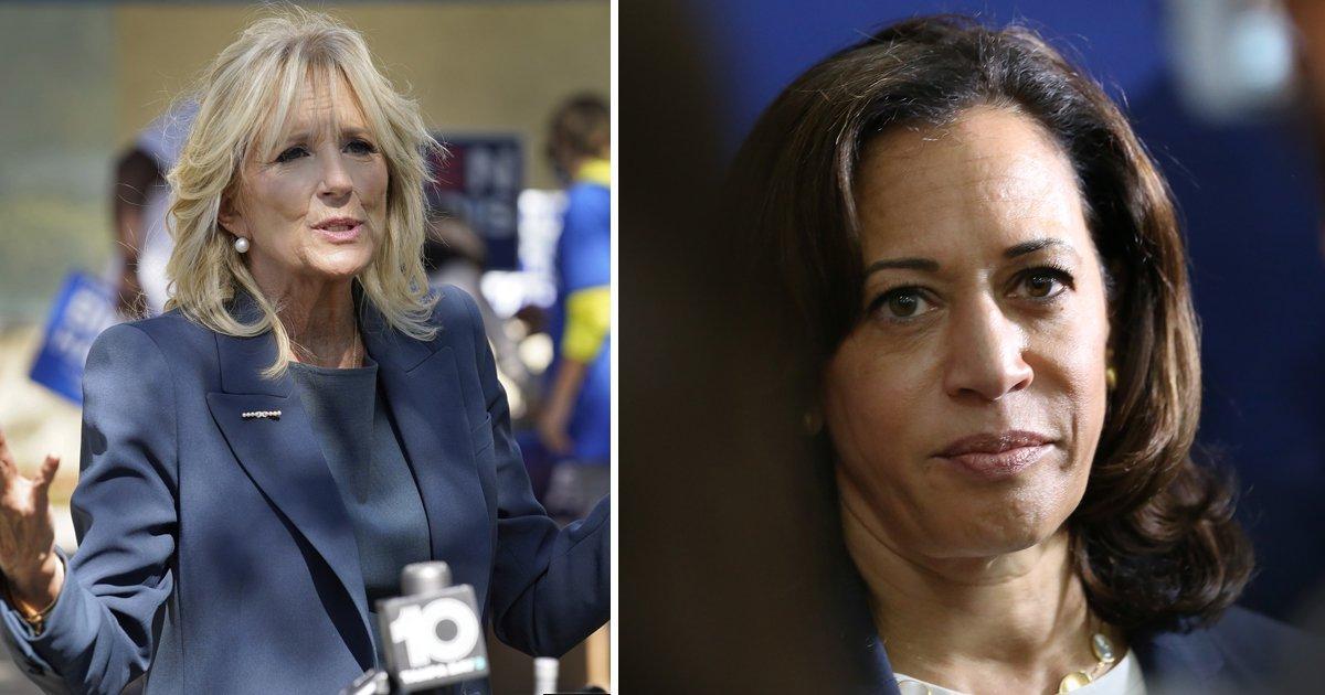 t8 20.jpg?resize=1200,630 - Angry Jill Biden SLAMS Kamala For Attacking Joe