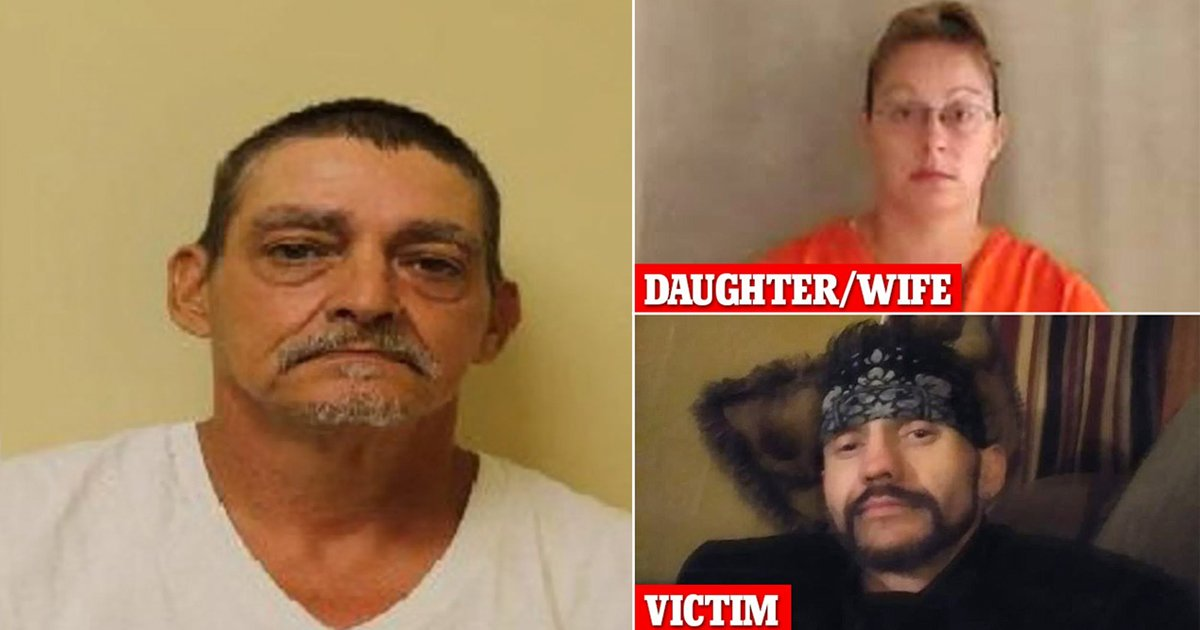 t8 7.jpg?resize=1200,630 - Incestuous Daughter Helps DAD Brutally Kill Boyfriend Before She Had S*x & Illegally Married Him