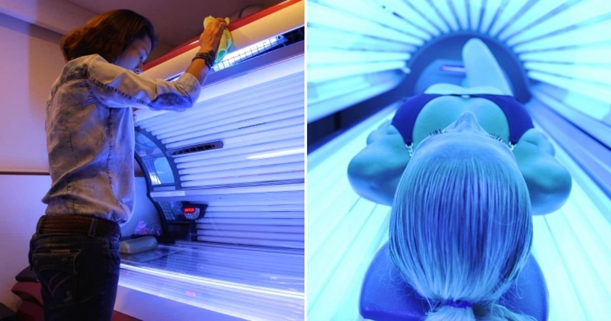 tanning6.jpg?resize=412,232 - 50-Year-Old Woman Is Found Lifeless Inside a Tanning Bed Two Hours After She Used The Cubicle