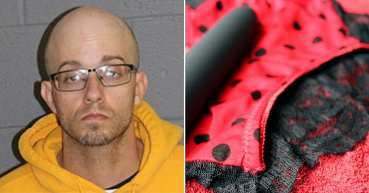 toys3.jpg?resize=1200,630 - Man Arrested For Breaking Into Woman's Home And Stealing Her Used S*x Toys
