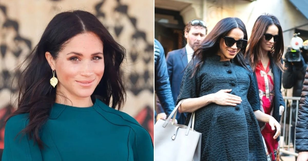 untitled design 10 4.jpg?resize=1200,630 - Meghan Markle's 'Trashy' And 'Common' Baby Shower Made Palace Aides 'Roll Their Eyes'
