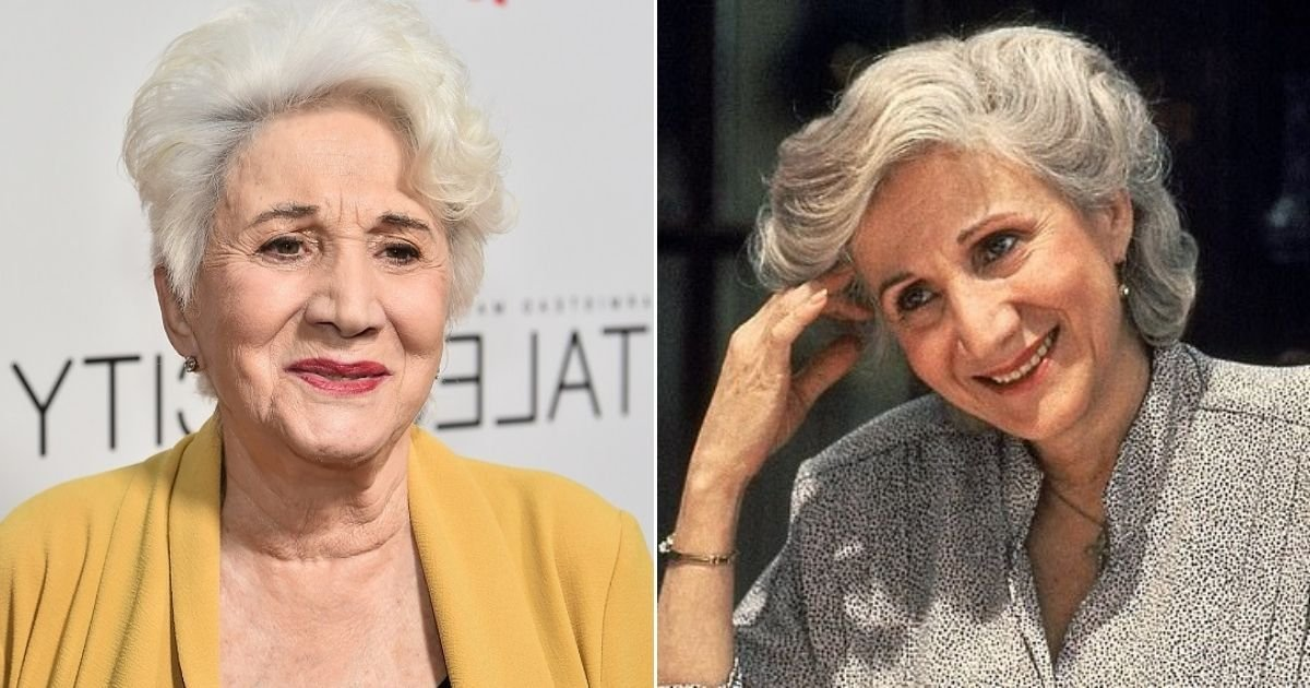 untitled design 14.jpg?resize=1200,630 - Oscar-Winning 'Moonstruck' Actress Olympia Dukakis Dies Following Months Of 'Failing Health'