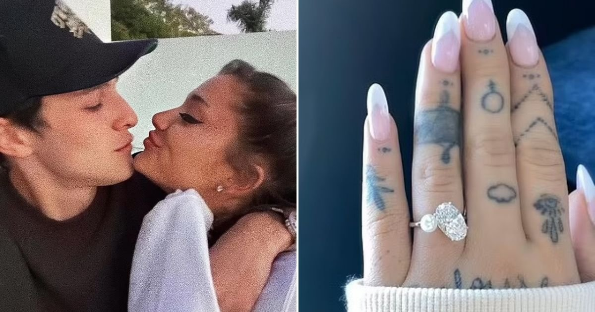 untitled design 3 4.jpg?resize=412,232 - Ariana Grande Gets Married In A Secret Wedding Ceremony And She 'Couldn't Be Happier' With The Celebration
