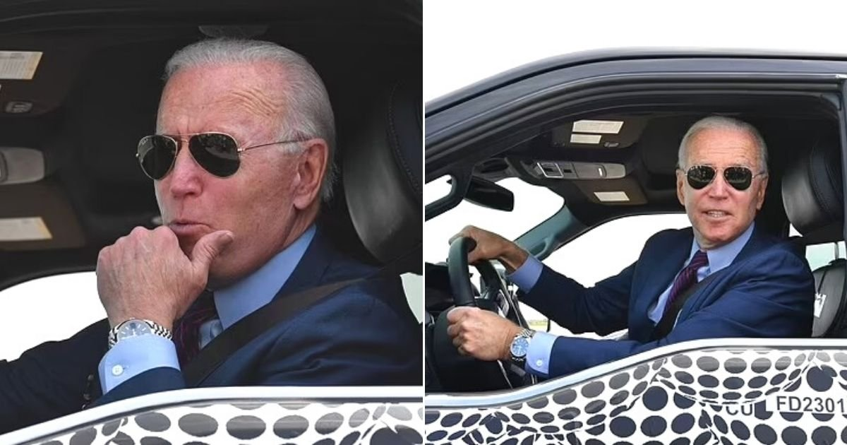 untitled design 9 3.jpg?resize=1200,630 - President Biden Under Fire After Threatening To Run Over A Reporter Because He Didn't Like His Question