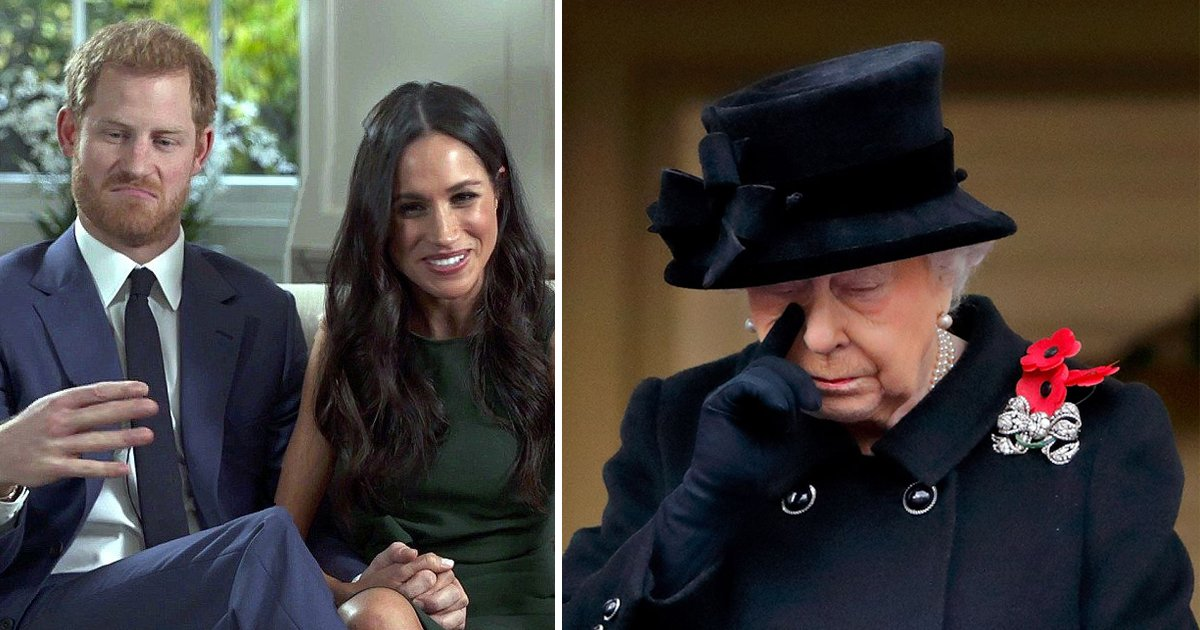 w1 13.jpg?resize=1200,630 - Prince Harry's 'Exploitative' Words Are Mentally Impacting The Queen & Prince Charles- Royal Insider Reveals It All