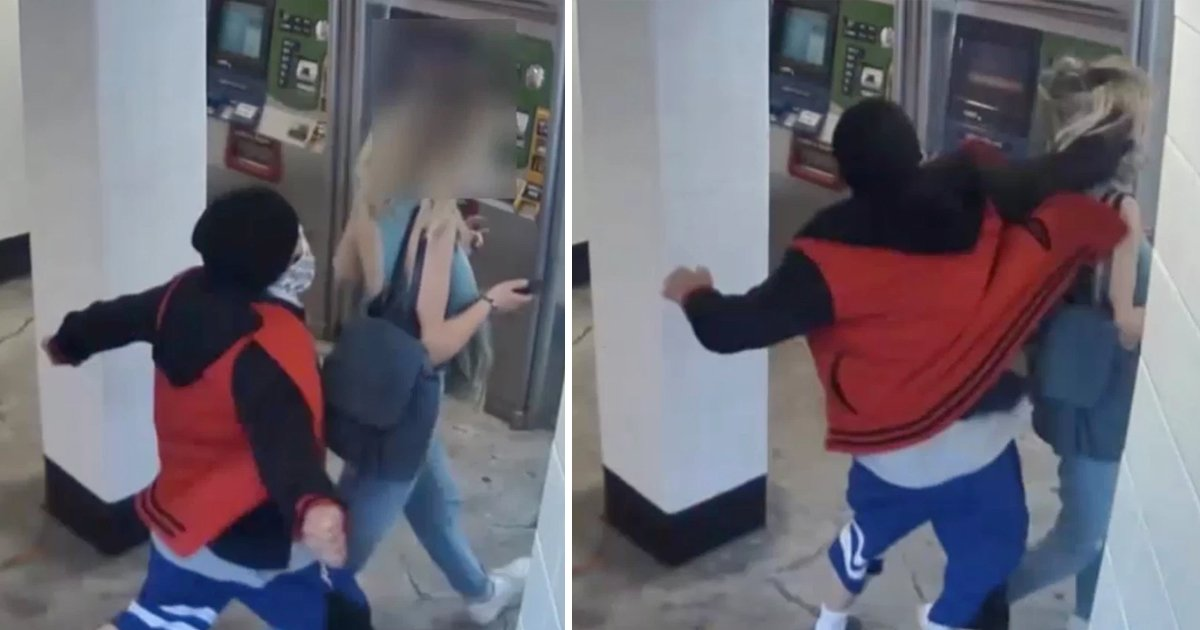 w1 6.jpg?resize=412,275 - New York City Woman 'Sucker-Punched' From Behind & Robbed At Subway Station