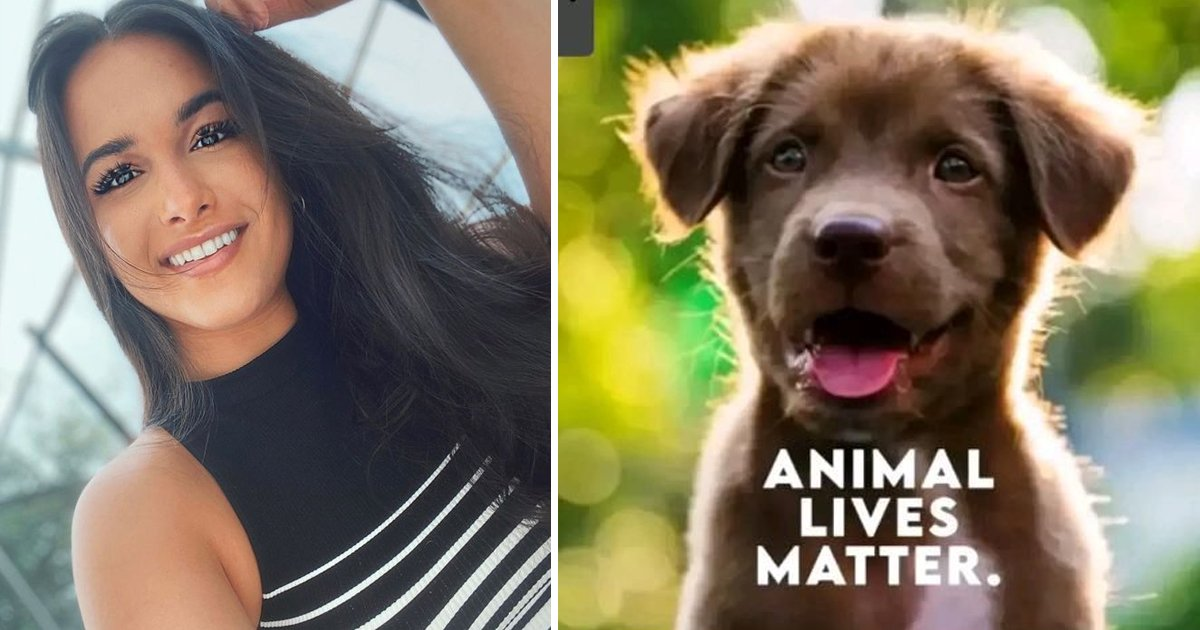 w1 9.jpg?resize=412,232 - Vegan Vlogger SLAMMED For Comparing BLM With 'Animal Lives Matter' In Light Of US Protests
