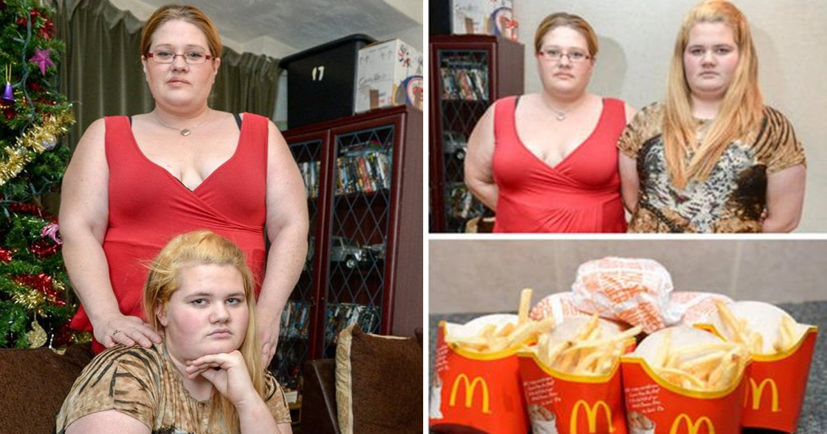 w1.jpg?resize=1200,630 - Mum Enraged As McDonald's Staff 'Fat Shames' 16-Year-Old Daughter For Ordering Fast Food