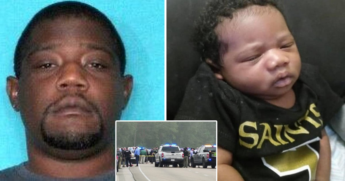 w4 10.jpg?resize=1200,630 - Heartless Father ABDUCTS Infant Son & Uses Him As 'Human Shield' During Shootout With Cops