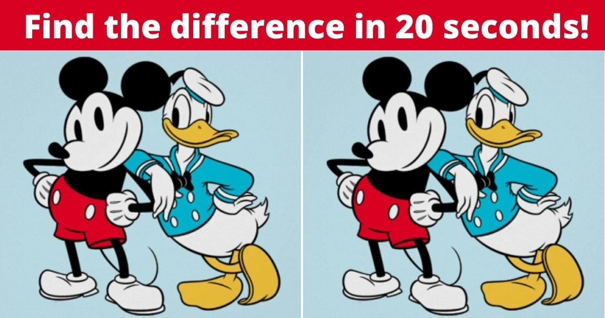 1 100.jpg?resize=412,232 - How Fast Can You Spot The Difference? 9 Out Of 10 People Couldn't See It!