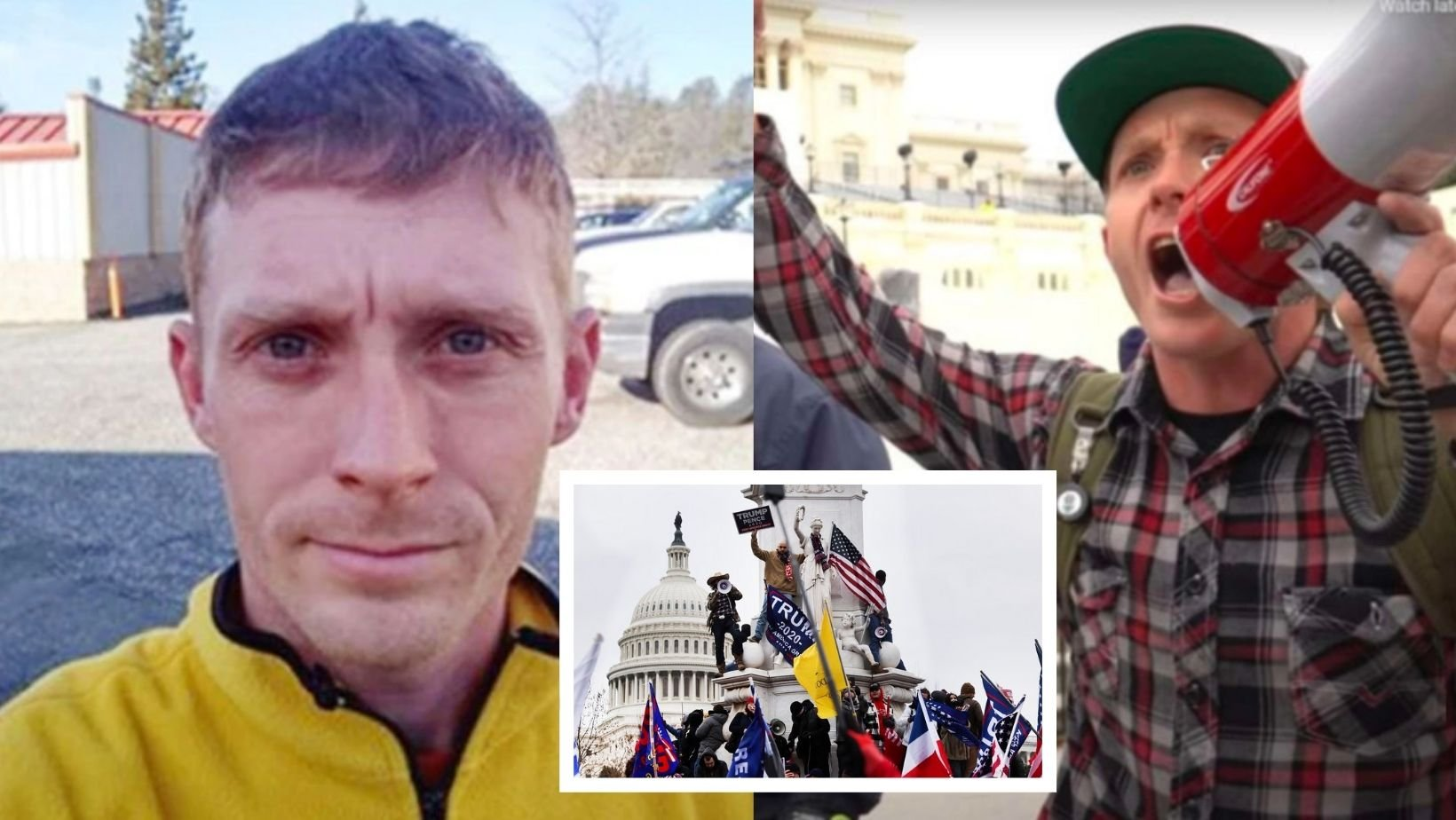 1 27.jpg?resize=1200,630 - Capitol Rioter Who Heckled Police For Protecting Pedos Was Jailed For Abusing A Minor