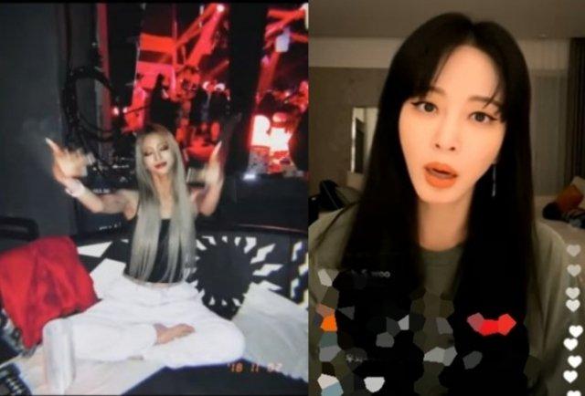 한예슬이 '버닝썬 여배우 의혹 반박 영상' 삭제한 이유-국민일보