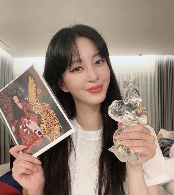 배우 한예슬 / 이하 한예슬 인스타그램