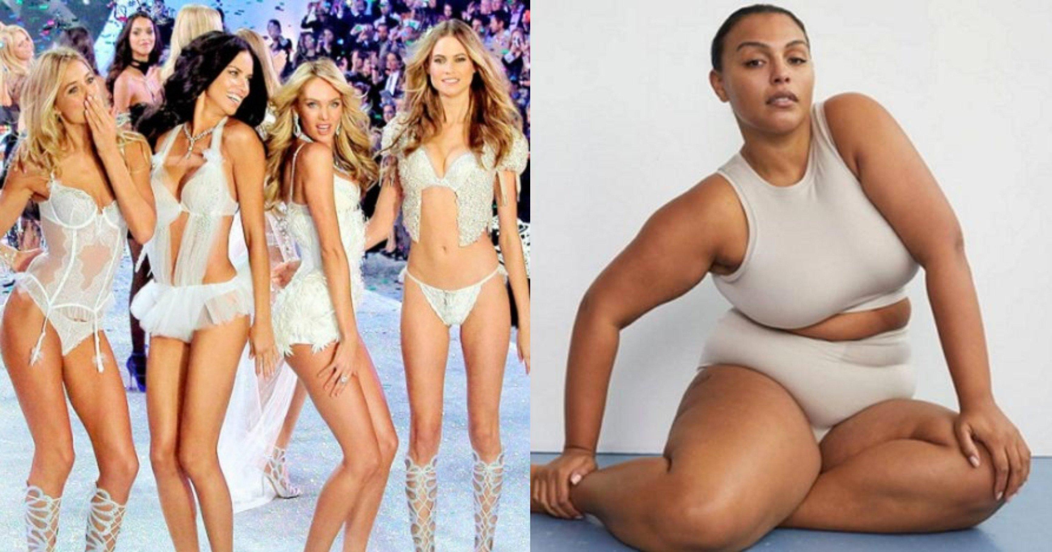 """a6a114b8 b941 4847 a0ca 1e1402b45b42.jpeg?resize=412,232 - """"여자들이 진짜로 원하는 속옷 만들거에요""""라며 '트젠·빅사이즈 모델' 캐스팅한 빅토리아 시크릿"""