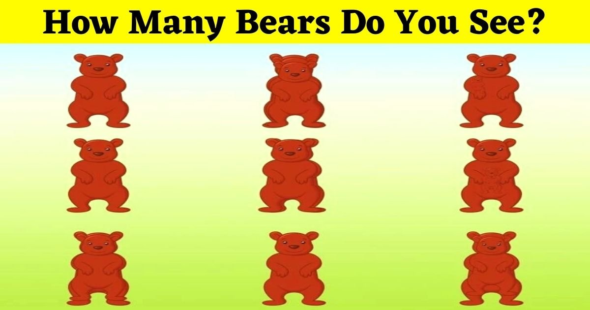 add a heading 2.jpg?resize=412,232 - Count All The Bears In This Picture – There Are MANY More Than Meets The Eye!