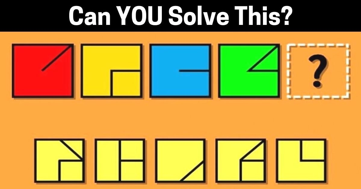 add a heading 3.jpg?resize=412,232 - Can You Solve This Puzzle For Geniuses? Only People With High IQ Can Figure It Out!