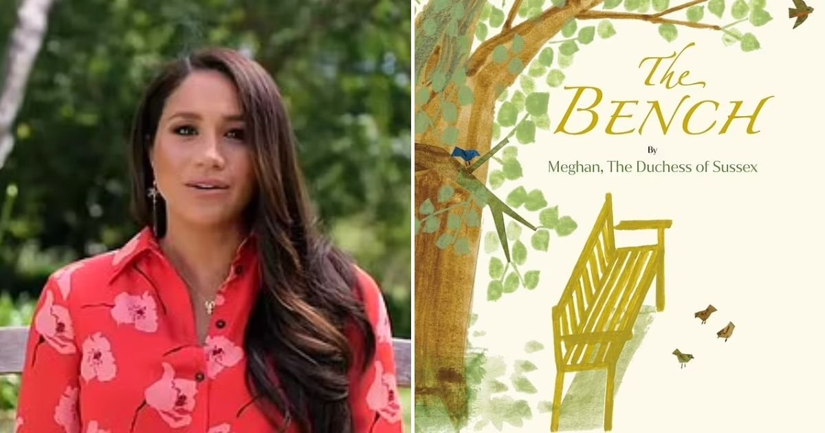 book5.jpg?resize=1200,630 - Meghan Markle's Audiobook Version Of Children's Book 'The Bench' Is One Of The Most EXPENSIVE On Amazon