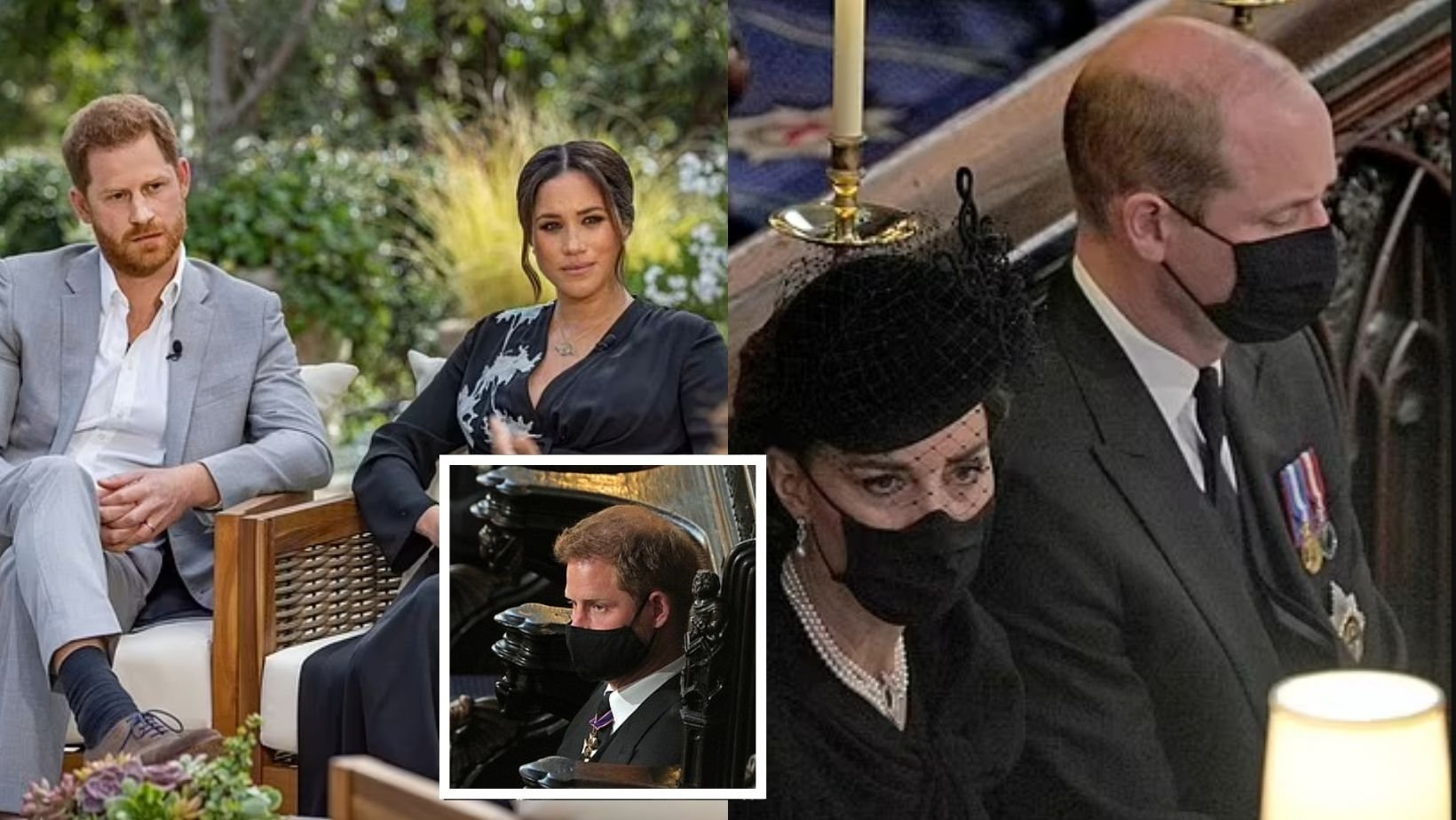 cover 20.jpg?resize=412,232 - Prince William & Kate Did NOT Speak With Harry After Philip's Funeral Because They Feared Info Will Be Leaked Out To The Media