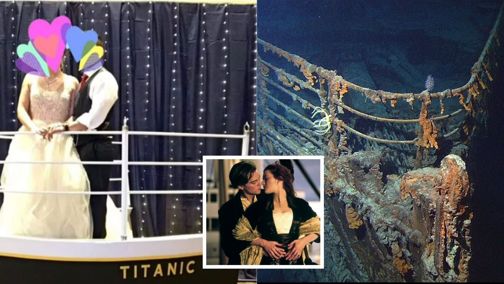 cover 28.jpg?resize=1200,630 - Newlyweds Slammed Online After Having A Titanic-Themed Wedding, With Many Arguing That A Tragedy Shouldn't Be Celebrated