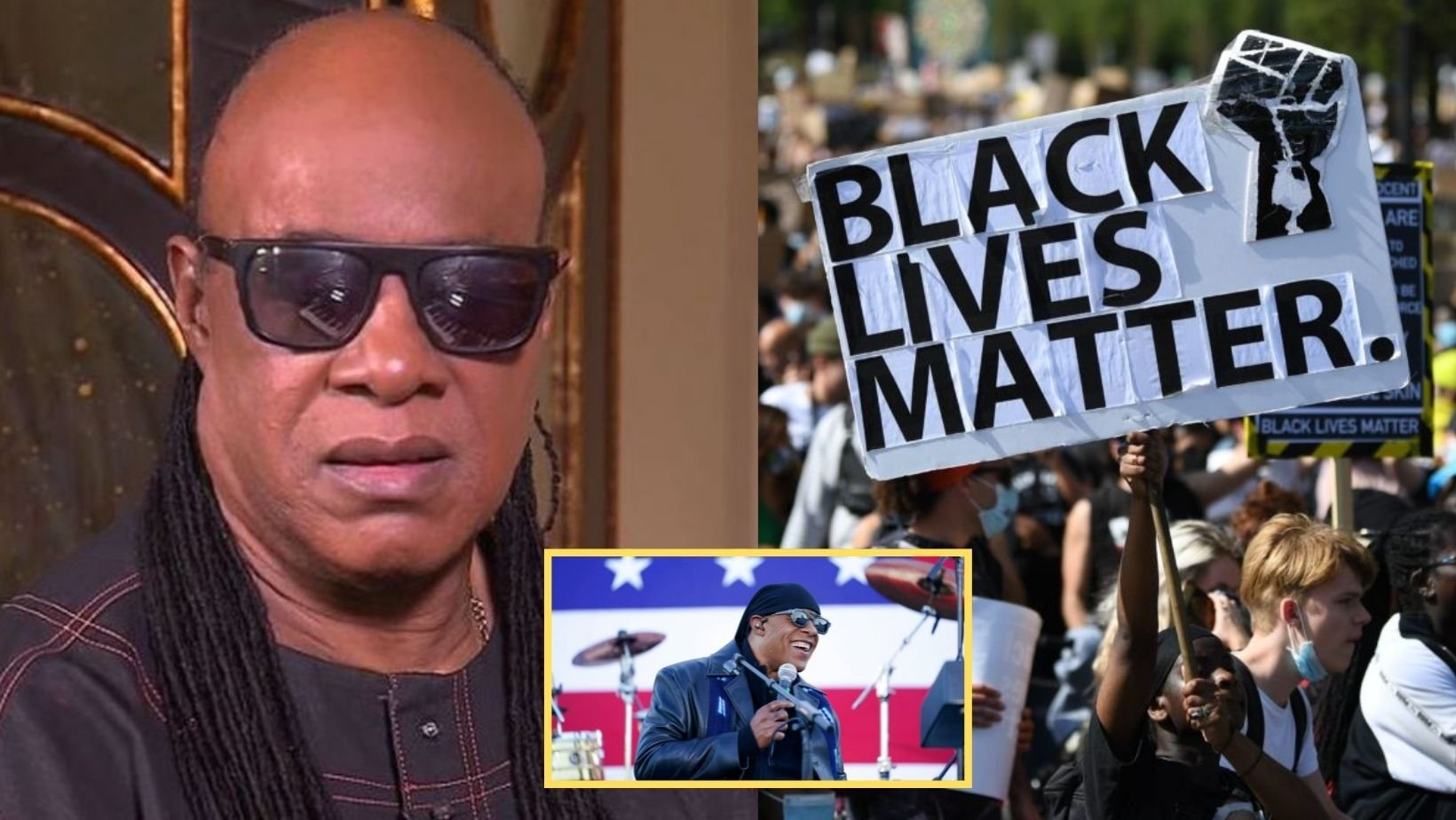 cover 7.jpg?resize=1200,630 - Stevie Wonder Announces He Will Move To Ghana For Good Because The Racial Injustice In America Is Too Much