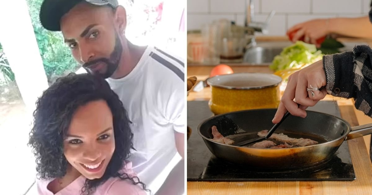 dayane3.jpg?resize=1200,630 - Wife Cooks Husband's Private Parts In A Frying Pan After They Had An Argument About Splitting Up