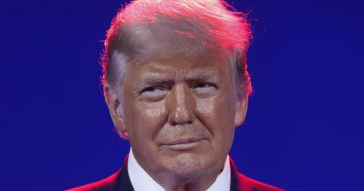 "donald.png?resize=412,275 - Former President Donald Trump's Organization Is Under Fire For Criminal Charges That Involve Mishandling ""Fringe Benefits"""