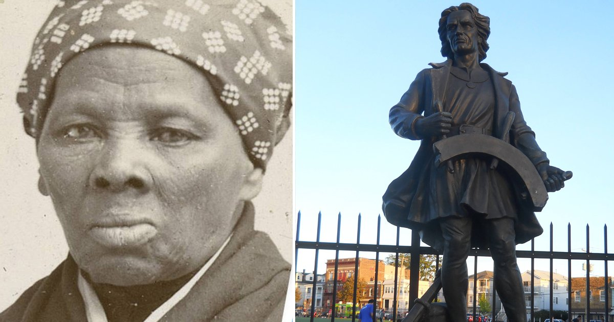 dsgsdg.jpg?resize=412,232 - New Jersey REPLACES Christopher Columbus Statue With One Honoring Harriet Tubman