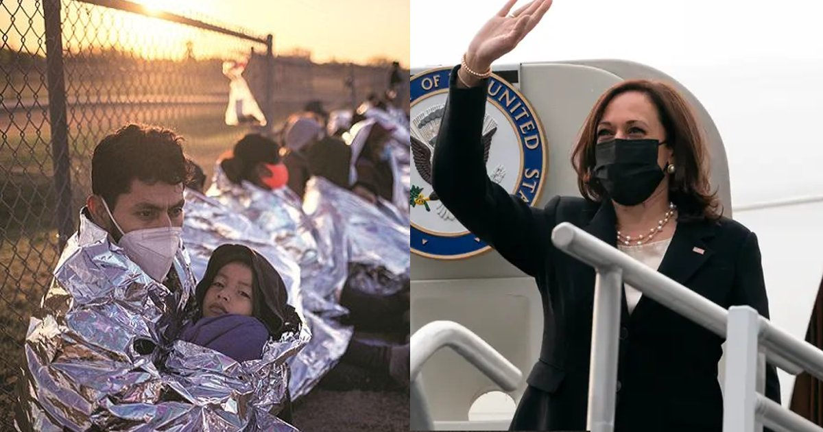 harris 5.png?resize=412,275 - Kamala Harris FINALLY Decides To Visit US-Mexico Border After Harsh Criticism And Backlash From Republican Party