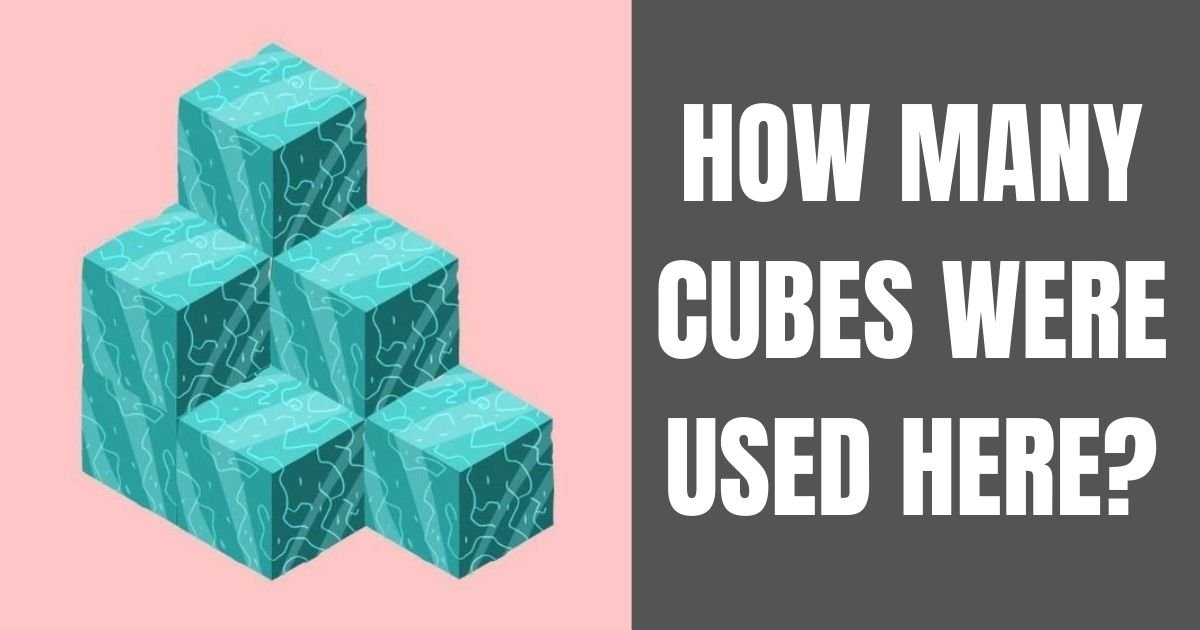 how many cubes were used here.jpg?resize=412,232 - How Many Cubes Are There? Think Carefully Before You Answer!
