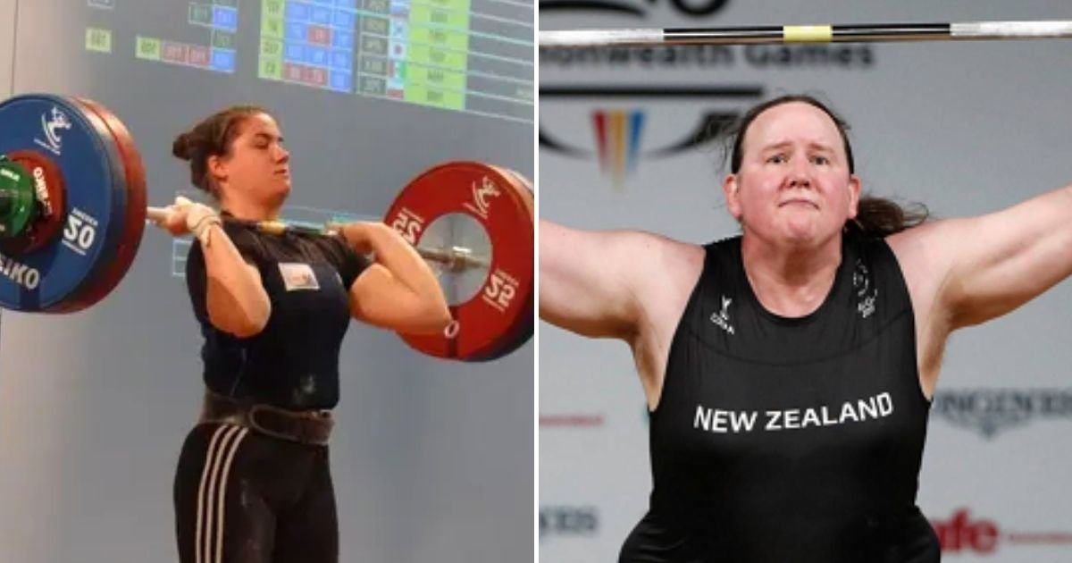hubbard4.jpg?resize=412,232 - Frustrated Weightlifter Says Trans Athlete Laurel Hubbard Joining The Olympics Is 'Like A Bad Joke'