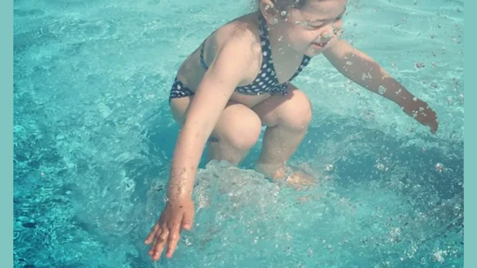 instagram 8.jpg?resize=1200,630 - Is The Girl Underwater Or Jumping In A Pool? Viral Photo Left The Internet Confused
