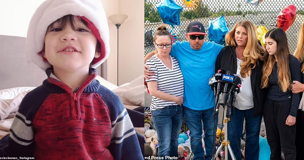 kid 4.png?resize=1200,630 - Six-Year-Old Aiden Leos Involved In Fatal Road Rage Incident Passes Away And People Who Are Connected Are Arrested