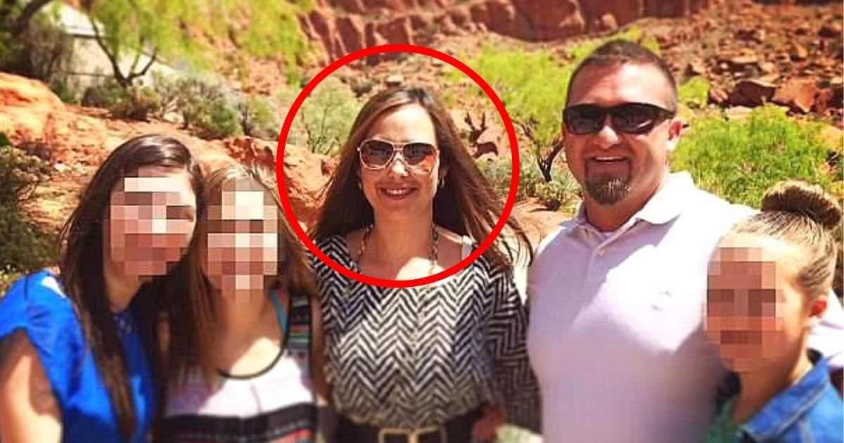 kristy5.jpg?resize=1200,630 - Husband Who Battered His Wife In Front Of Their Kids On Cruise To Celebrate Wedding Anniversary Blamed Her For Laughing At Him