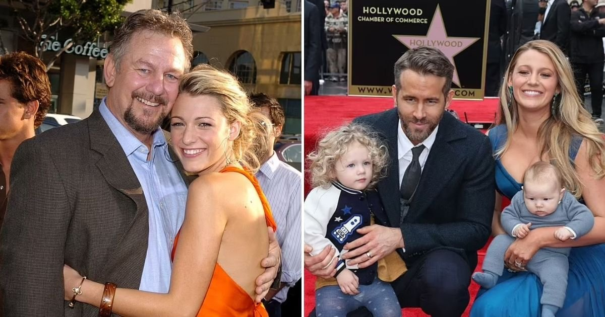 lively6.jpg?resize=412,275 - Blake Lively's Dad Ernie Has Passed Away From Cardiac Complications At The Age Of 74