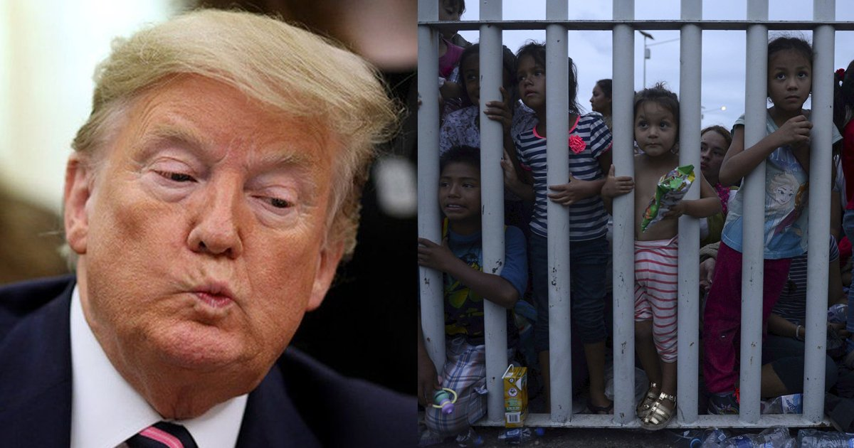 migrant.png?resize=1200,630 - More Than 2,100 Children Had Been SEPARATED At US-Mexico Border Under Trump Administration And May Not Have Been Reunited With Their Families