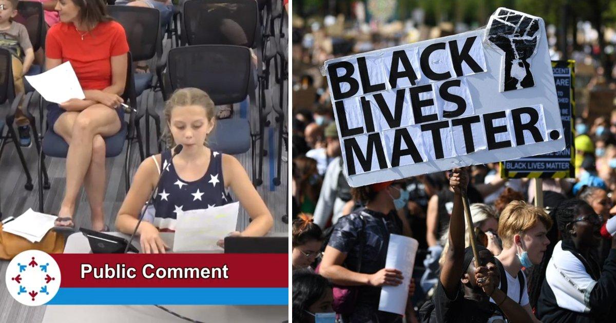 q1 19.jpg?resize=412,232 - Minnesota Girl BLASTS School For Displaying BLM Posters Despite Their 'No Politics' Policy