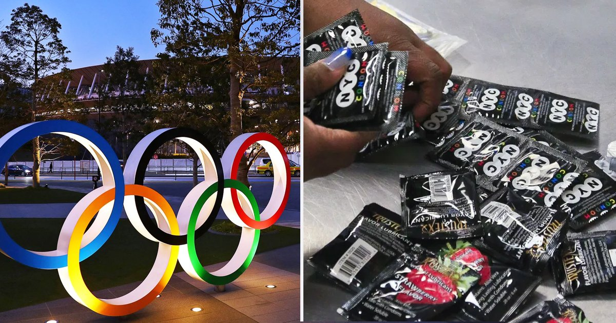 q1.jpg?resize=412,275 - Athletes Set To Receive Over 160,000 C*ndoms As 'Souvenir' In Tokyo Olympics