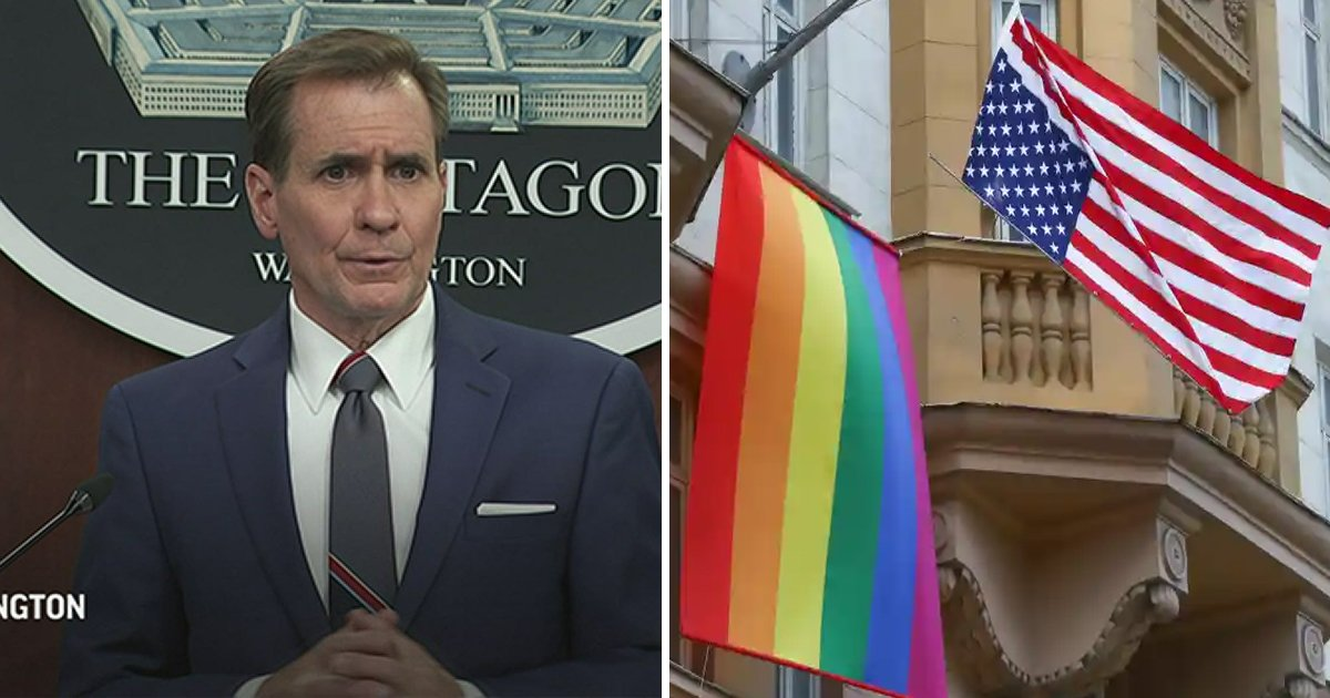 q3 10.jpg?resize=412,232 - Pentagon REFUSES To Allow Pride Flags To Fly At US Military Bases Despite Biden's Orders